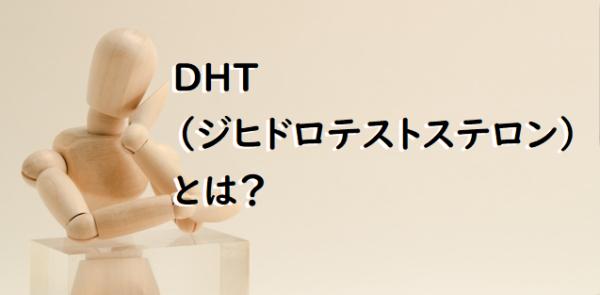 ヘアサイクルの異常を起こすDHT(ジヒドロテストステロン)とは?